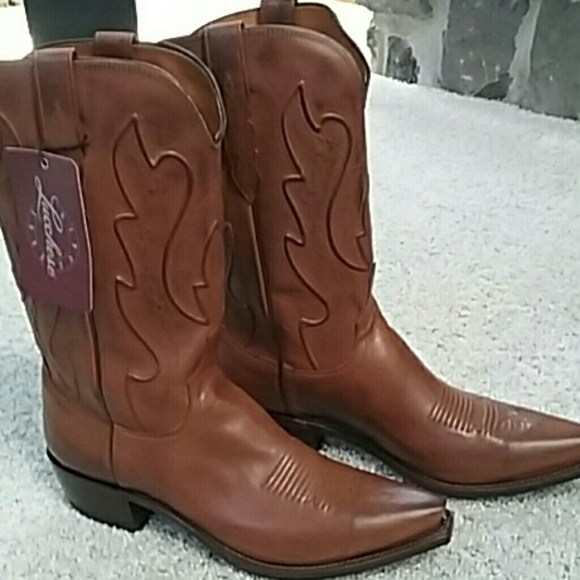 b7036b2dce20b Lucchese Cole, NEW, men's boots size 11 EE